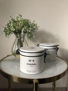 Chanel Factory No5 Bath Tablets