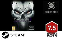 Darksiders II (2): Deathinitive / Definitive Edition [PC] Steam Download Key