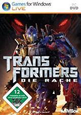 Transformers - Die Rache für PC | NEUWARE | DEUTSCH