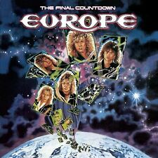 EUROPE - THE FINAL COUNTDOWN - CD SIGILLATO 2001