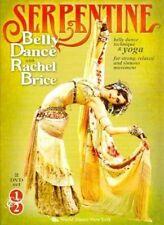 Rachel Brice Serpentine Belly Dance 2 Discs 2012 DVD