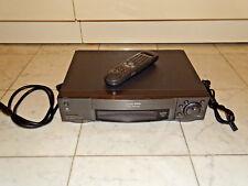 Panasonic NV-HS950 S-VHS Videorecorder inkl Fernbedienung 2 Jahre Garantie