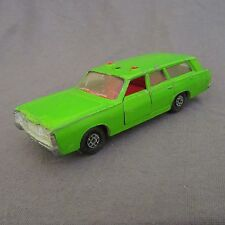 448E Matchbox Speed-kings K23 Mercury Commuter