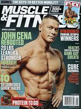 Muscle & Fitness September 2019 John Cena