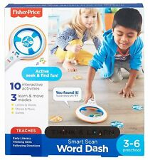 Think & Learn Smart Scan Word Dash Game by Fisher-Price (3~6 Preschool)