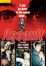 Assault 1970 Action Movie PAL Region 2 DVD (uk)