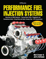 HIGH PERFORMANCE FUEL INJECTION SYSTEMS  MANUAL CHEV FORD VALIANT HOLDEN