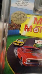AURORA , AFX,TYCO, ATLAS, MODEL MOTORING -   65 Mustang original blister