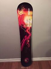 INCUBUS MAKE YOURSELF SNO-CORE 2000 TOUR SNOW BOARD SIGNED! Brandon Tickets