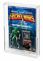 1 x Secret Wars Carded Figure Acrylic Display Case