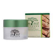 1 x De Leaf Thanaka Moisturizer Whitening skin care Cream products 45 ml.