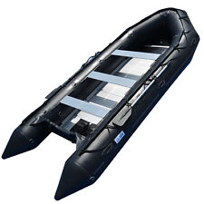 BRIS 1.2mm PVC 15.4 ft Inflatable Boat Inflatable Rescue &Dive Boat Dinghy Raft