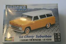 Revell 1:25 1966 Chevy Suburban New Sealed Never Opened