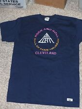 Rock and Roll Hall of Fame & Museum Cleveland Embroidered Oarsman Shirt
