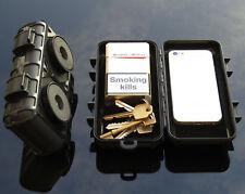 Large Magnetic Stash Box Under Car Van Truck Safe Secret Storage Hidden Box