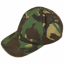 Camouflage Military 100% Cotton Hats for Men