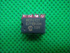 5PC MCP4921-E/P DIP8 12-Bit DAC with SPI TM Interface     LI2