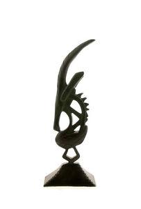 Ciwara Tiwara Chiwara Mali Art Afrikanisch Stammes- IN Ebene 773