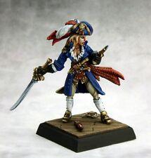 Angelica Pirate Reaper Miniatures Dark Heaven Legends Buccaneer Privateer Melee