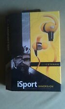 Monster iSport in Yellow