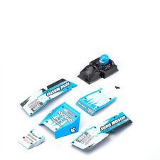 Parties carrosserie bleu SandMaster EZ Série Pièce de rechange Kyosho EZ005BL #