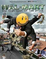 Wal-Mart: The High Cost of Low Price (DVD, 2005) NEW Sealed