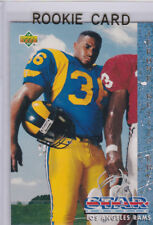 Jerome Bettis ROOKIE CARD 1993 Upper Deck STAR RC Football PITTSBURGH STEELERS!