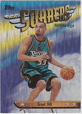 1998-99 TOPPS SEASON'S BEST: GRANT HILL #SB11 DETROIT PISTONS/MAGIC/SUNS ALL-NBA