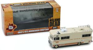 Greenlight Walking Dead DALE'S 1973 Winnebago Chieftain 1/43 Miniature