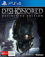 Dishonored Definitive Edition - Sony PlayStation 4 Ps4 Game