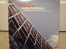 """MOS DEF + TALIB KWELI - ANOTHER WORLD (+REMIX) (12"""")  1999!!  RARE!!  JOC MAX!!!"""