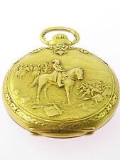 VACHERON CONSTANTIN PRUNKSAVONETTE 18KT GOLD NAPOLEON