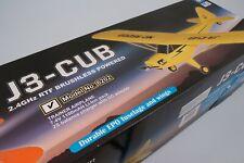 Joysway Aéromodélisme J3 Piper Cub Rtr Brushless sans Balais Modélisme