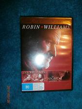 Good Will Hunting / Night Listener - Robin Williams (DVD, 2008, 2-Disc Set)