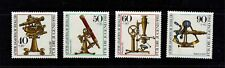 Berlin 1981 Youth Welfare - Optical Instruments Complete Set Of Four Stamps- MUH