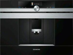 Siemens iQ700 CTL636LES6, Vollautomat, schwarz