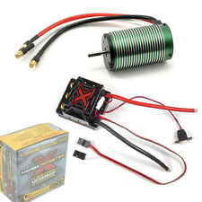 Castle Creations Mamba Monster X 1/8th Waterproof Esc w/ 2200 KV Brushless Motor