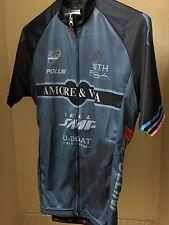 Amore&Vita 2015 Pro Cycling Team Jersey Size MEDIUM