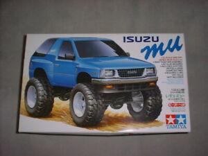 Tamiya 19016 Isuzu Mu Junior Mini 4WD