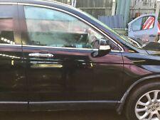 Honda Cr-v MK3 Driver Side Front Door B92P Breaking 2007-2012