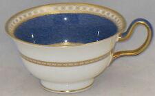 Wedgwood Ulander-Powder Blue Peony Shape Footed Cup