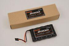 MaxPro MAX2046 Batteria NiMh 6V 2000mAh piatta modellismo