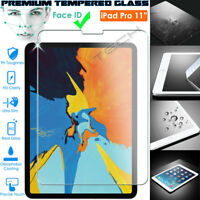 "100% Genuine TEMPERED GLASS Screen Protector for Apple iPad Pro 11"" 2020 / 2018"
