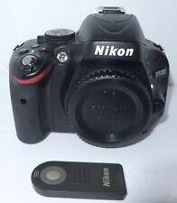 Nikon D D5100 16.2MP Digital SLR Camera - Black (Body Only)  FAULTY