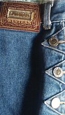 Lawman Riding Jeans Women's Size 5 Cowgirl Slim Fit Equestrian Rare