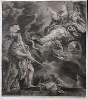 Johann Elias HAID (1739-1809)Claire-Josèphe Léris dite Mademoiselle Clairon LOO