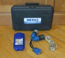NexIQ USB-Link 125032 Vehicle Interface Adapter + Deutsch 402048 Cable - PARTS
