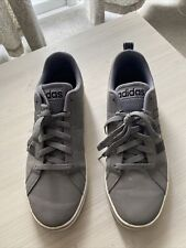 Size UK 8 Mens adidas VS Pace Grey Trainer