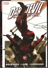 Daredevil Omnibus by Ed Brubaker vol 1 oversize HC, Michael Lark
