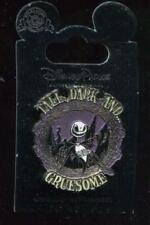 Jack Skellington Tall Dark & Gruesome Disney Pin 100929